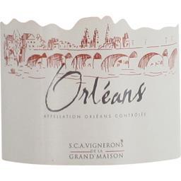Orléans, vin rosé