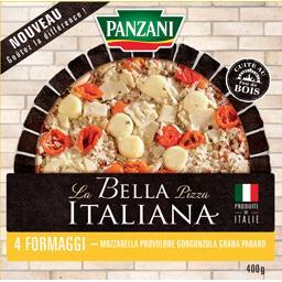 La Bella Pizza Italiana 4 Formaggi