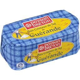 Beurre aux cristaux de sel de Guérande