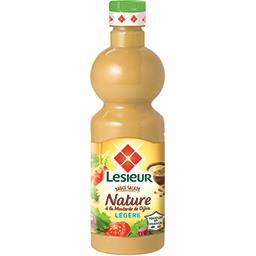 Sauce salade nature légère à la moutarde de Dijon
