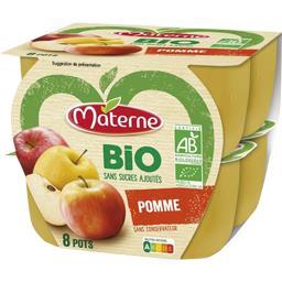 Bio - Spécialité de pomme BIO sans sucres ajoutés