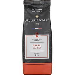 Café brésil mélange fruité saveur délicate