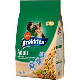 Croquettes à la volaille et aux légumes pour chien a...