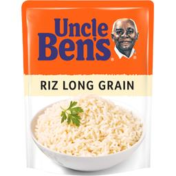 Riz nature express long grain