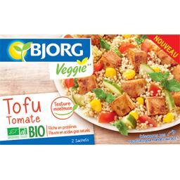 Tofu tomate BIO