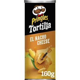 Pringles Tortilla El Nacho Cheese