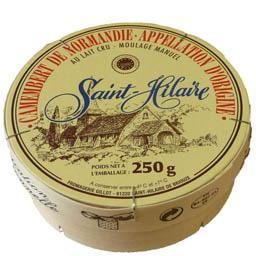 Camembert AOP St Hilaire