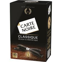 Sticks de café soluble Classique