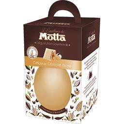 Motta Œuf délicieux chocolat blond la boite de 125 g
