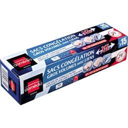Kitchen - Sacs congélation gros volumes avec liens X...