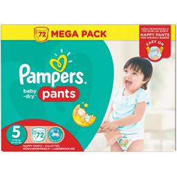 Couches culottes Baby-Dry Pants, taille 5 : 11-18 kg