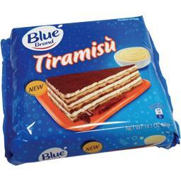 Blue Brand Tiramisu le paquet de 400 g