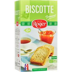 Roger Biscotte froment BIO