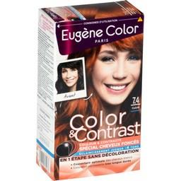 Color & Contrast - Coloration cuivré 7.4