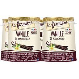 Yaourt à la vanille