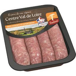 Sélectionné par votre magasin Saucisse de Toulouse le paquet de 4 - 400 g