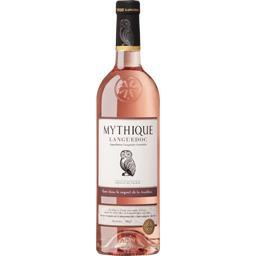 Languedoc Mythique, vin rosé