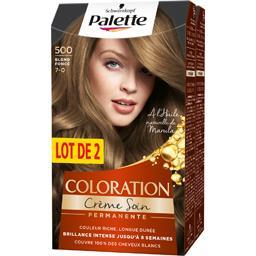 Palette - Coloration châtain foncé 500