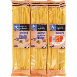 Itinéraire des Saveurs Spaghetti d'Alsace le lot de 3 paquets de 250 g