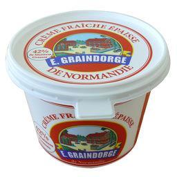 Crème fraîche épaisse 42% MG