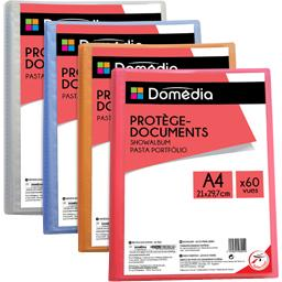 Porte-documents 60 vues 21x29,7cm