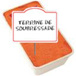 Terrine de SOUBRESSADE