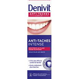 Dentifrice au fluor anti-taches Intense