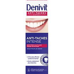 Dentifrice au fluor anti-taches Intense