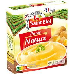 Purée de pommes de terre 8 sachets de 125g,BOUTON D'OR,