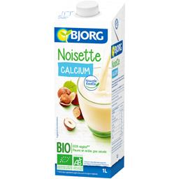 Boisson noisette calcium BIO