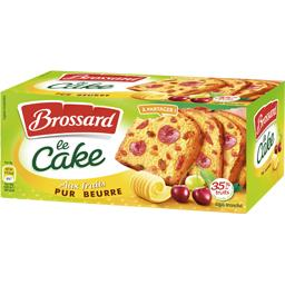 Le Cake aux fruits pur beurre