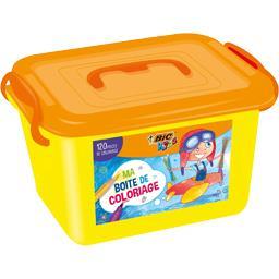 Kids - Boite de coloriage