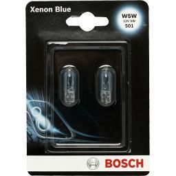 Lampes Xenon Blue W5W