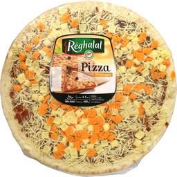 Pizza 3 fromages halal