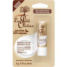 Baume lèvres au beurre de karité ultra hydratant
