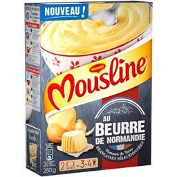 Purée au beurre de Normandie