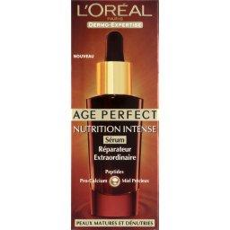 L'Oréal Age Perfect - Sérum Nutrition Intense, peaux matures