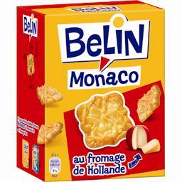 Monaco - Crackers au fromage de Hollande
