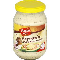 Mayonnaise à la moutarde à l'ancienne