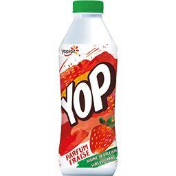 Yop - Yaourt à boire parfum fraise