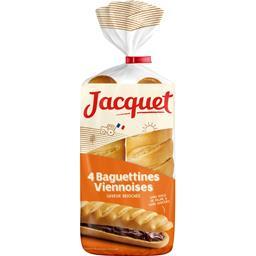 Baguettine viennoise saveur briochée