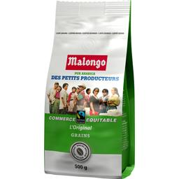 Café grains pur arabica des petits producteurs