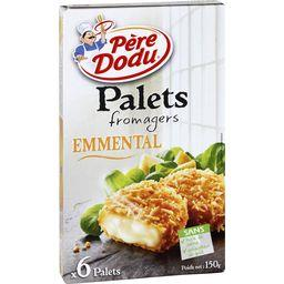 Palets fromagers emmental