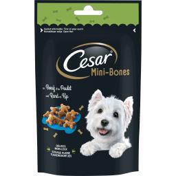 Cesar Friandises Mini-Joys au bœuf et au poulet