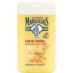 Douche crème extra doux lait de vanille