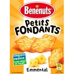 Crackers Petits Fondants emmental
