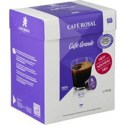 Café Royal Capsules de café moulu Caffè Grande