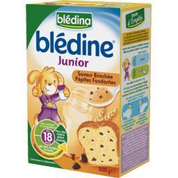Blédine Junior - Céréales saveur briochée pépites, 1...
