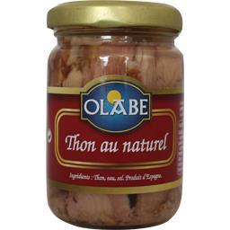 Olabe Thon au naturel la boite de 80 g net égoutté