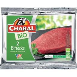 Charal Bifteck BIO